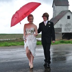 Mac Duggar Prom Dress size 6, used for sale